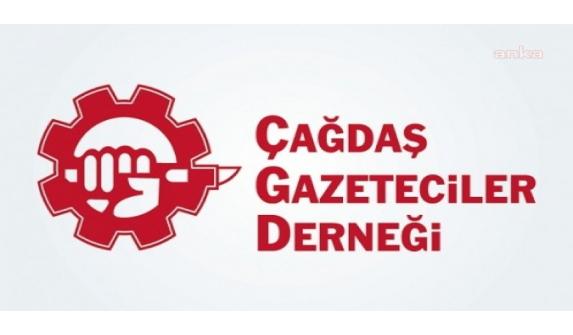 ÇGD, 2020 Yılın Başarılı Gazetecileri Ödüllerini açıkladı