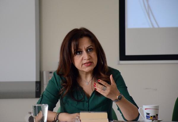 Prof. Dr. Çiler Dursun (Fotoğraf: Seyfettin Ersöz)