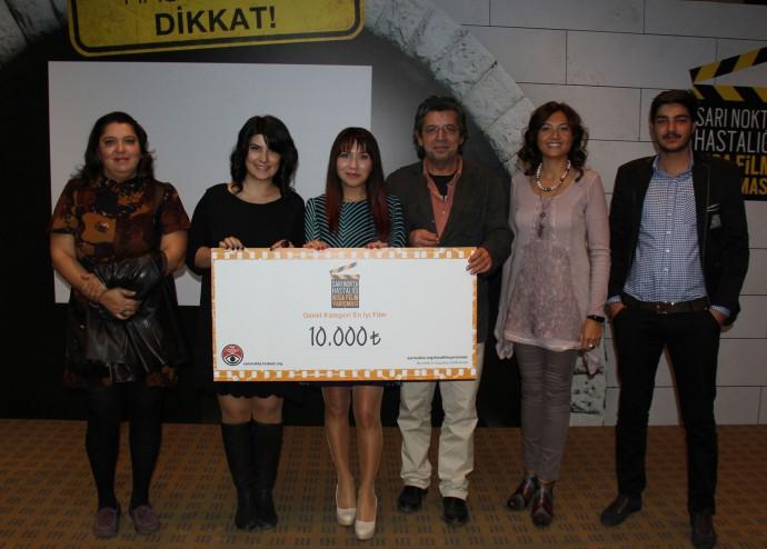 İLEF FA öğrencileri Kısa film yarışmasından ödülle döndü2