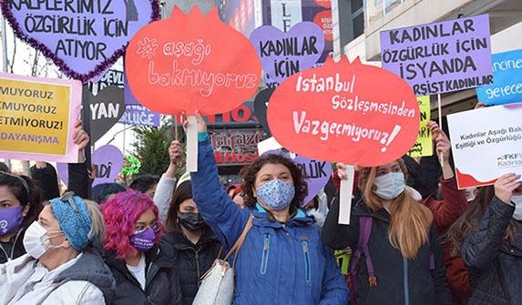 Türkiye, ilk imzacısı olduğu İstanbul Sözleşmesi'nden ayrıldı