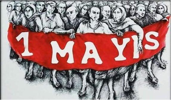 1 Mayıs tam kapanmanın gölgesinde kutlanıyor