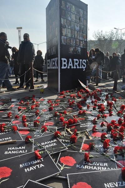 10 Aralık Ankara Barış Katliamı Anması (Şeyma Paşayiğit) (25)