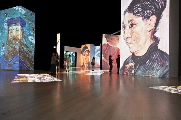 Ankara'dan Van Gogh geçti