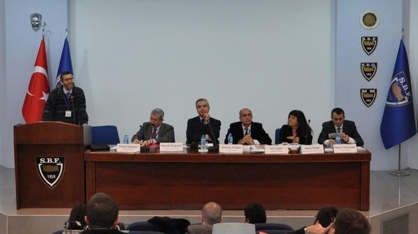 SBF'de Yüksek Öğretim Reformu Sempozyumu