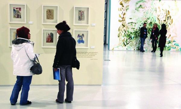 Salvador Dali'nin Ankara ziyareti