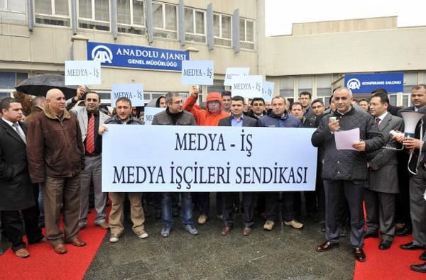 Gazetecilere yeni sendika: Medya-İş