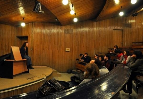 Cinsel Taciz Birimi'nin çalışmaları SBF'de tartışıldı