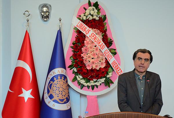 Prof. Dr. Ahmet Makal (Fotoğraf: Cemgazi Yoldaş)