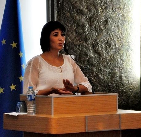 Gazeteci Özlem Akarsu Çelik