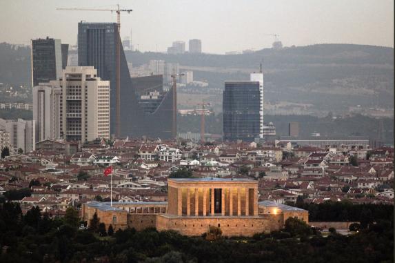 """Ankara'nın """"silüet"""" sorunu can sıkıyor"""