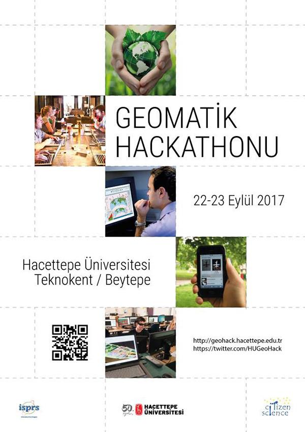 Hackathon Afişi