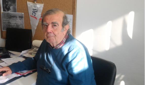 İLEF'lilerin İhsan Ağabeyi; gazeteci Mehmet İhsan Doğan'ı kaybettik