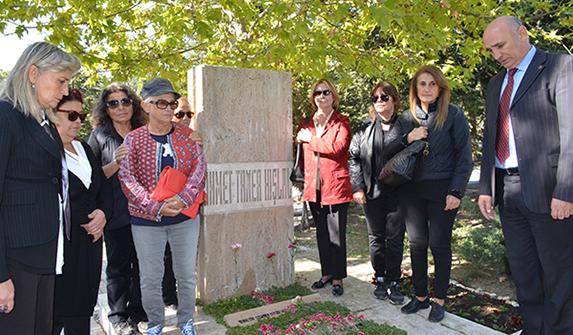 Kışlalı Hoca, katledilişinin 17. yıl dönümünde törenlerle anıldı