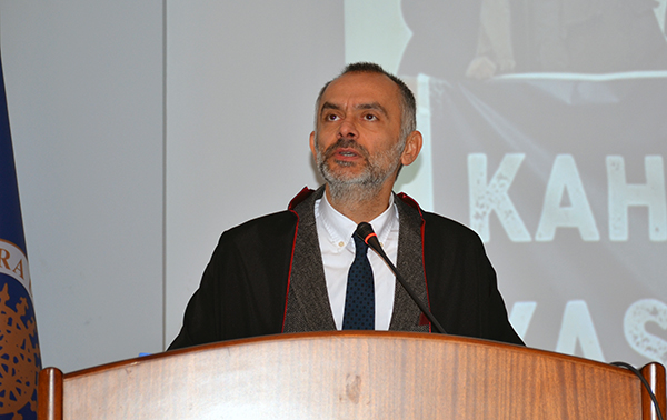 Prof. Dr. Murat Sevinç