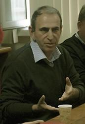 ÇGD Genel Başkanı Ahmet Abakay