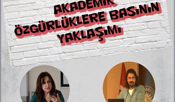 Akademik Özgürlükler ve Basın İLEF'te konuşulacak
