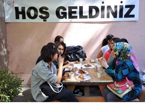 Öğrenci mönüsü: Ankara Simidi