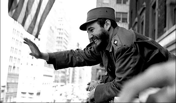 Fidel Castro Ankara'da fotoğraflarıyla anılacak
