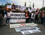 Ankara'da Emek ve Dayanışma Günü 2019