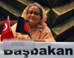Bangladeş Başbakanı Hasina, ATAUM'a konuk oldu