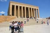 Güney Koreli öğrenciler Ankara'yı ziyaret etti