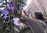 İLEF öğrencilerinden 8 Mart'ta dilek ağacı