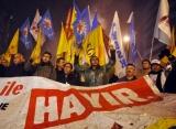 KESK üyeleri Ankara'da 4+4+4′ü protesto etti