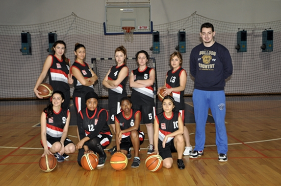 ilef kadın basketbol takımı