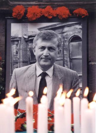 Prof. Dr. Kışlalı, katledilişinin 14. yıl dönümünde anılıyor.