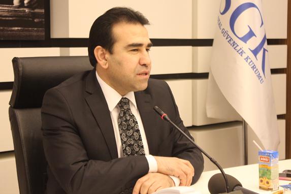 Ahmet Açıkgöz (Fotoğraf: Burcu Güler)