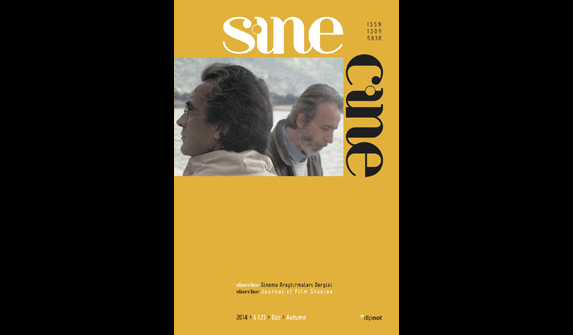 sinecine Sinema Araştırmaları Dergisi'nin 10. sayısı çıktı