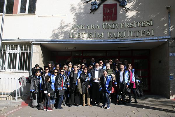 İLEF-BYYO mezunları buluştu