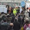 Hayvan hakları savunucuları Anadolu Mitingindeydi