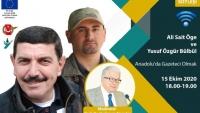 """Gazeteciler Cemiyeti'nin düzenlediği """"Anadolu'da gazeteci olmak"""" etkinliği iki gazetecinin katılımıyla yapıldı"""