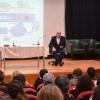 Medya Ekonomisi dersinin konuğu Mustafa Sönmez oldu