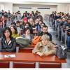 """""""Siyasal Parti Liderlerinin Seçim Konuşmalarında Demokrasi Söylemi"""" paneli yapıldı"""