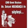 ÇHD Genel Başkanı Kozağaçlı Cebeci'ye geliyor