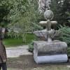 Cebeci Kampüsünde yeni heykel