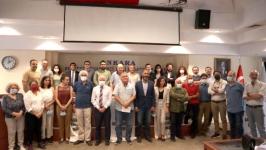 ÇGD yeni yönetimi belirlendi: Güleryüzlü tekrar başkan