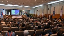 Türkçe Eğitimi ve Çocuk Edebiyatı Kurultayı başladı