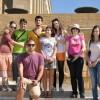Erasmus öğrencileri Anıtkabir'de buluştu
