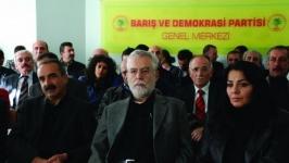 Akademisyenler destek için BDP'de ders verdi
