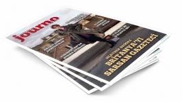 """Gazetecilere özel dergi, """"Journo"""" yayın hayatına başladı"""