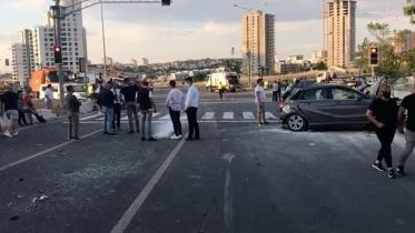 KRT TV ve ANKA Haber Ajansı Yönetim Kurulu Başkanı Ali Fırat Atabaş, trafik kazası geçirdi