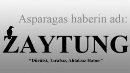 Asparagas haberin adı: Zaytung
