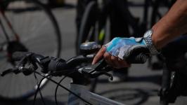 Pedallar sosyal sorumluluk için dönüyor