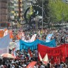 İstanbul'da polis, Ankara'da işçi bayramı