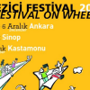 Gezici Festival yarın Ankara'ya geliyor