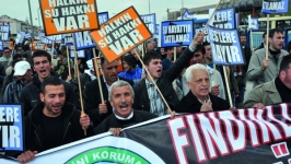 Aygün: 'Bölgedeki HES projeleri siyasi amaçlı'