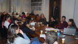 Prof. Dr. Bek, Boston deneyimlerini İLEF'lilerle paylaştı